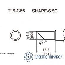 Сменная головка для fx-601 T19-C65