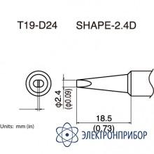 Сменная головка для fx-601 T19-D24