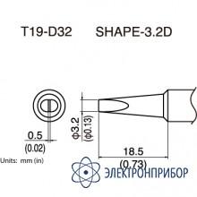 Сменная головка для fx-601 T19-D32