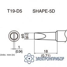 Сменная головка для fx-601 T19-D5