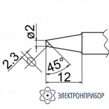 Паяльная сменная композитная головка для станций fx-838 T20-BC2