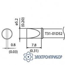 Наконечник для станции fx-100 450°с T31-01D52