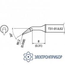 Наконечник для станции fx-100 450°с T31-01JL02