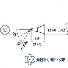 Наконечник для станции fx-100 450°с T31-01JS02