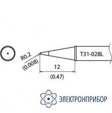 Наконечник для станции fx-100 400°с T31-02SBL
