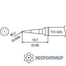 Наконечник для станции fx-100 400°с T31-02IL