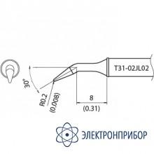 Наконечник для станции fx-100 400°с T31-02JL02