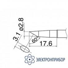 Наконечник для станции fx-100 450°с T31-01BC28
