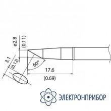 Наконечник для станции fx-100 350°с T31-03BC28
