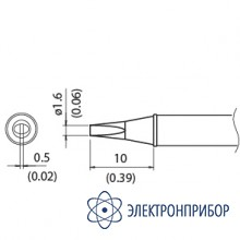 Наконечник для станции fx-100 350°с T31-03D16
