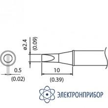 Наконечник для станции fx-100 350°с T31-03D24