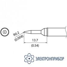 Наконечник для станции fx-100 350°с T31-03SBL