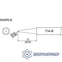 Сменная головка для hakko dash fx-650 T34-B