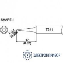 Сменная головка для hakko dash fx-650 T34-I
