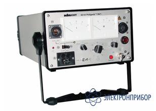 Прибор для испытания постоянным напряжением до 40 кв T 99/1