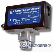 Лазерный отметчик и стойка для крепления отметчика Балансировка в собственных опорах и приспособления для балансировки
