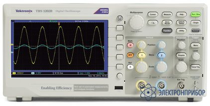 Цифровой осциллограф TBS1102B-EDU