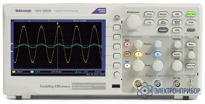 Цифровой осциллограф TBS1202B-EDU
