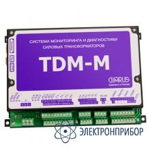 Система мониторинга технического состояния силовых трансформаторов (110 – 330 кв) TDM-M
