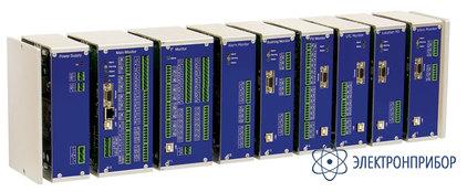 Модуль регистрации и анализа частичных разрядов во вводах и в изоляции обмоток трансформатора M4