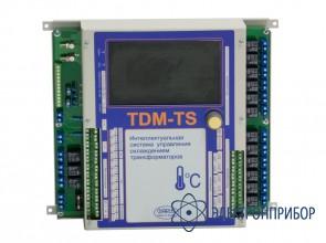 Прибор управления системой охлаждения трансформаторов TDM-TS