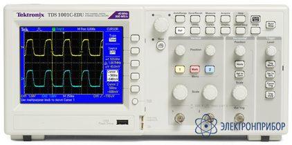 Осциллограф цифровой TDS1001C-EDU