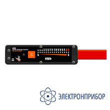 Система для проверки вновь смонтированных изолированных муфт и конечных заделок кабеля на отсутствие частичных разрядов TE PDS