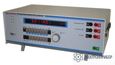 Калибратор сопротивления/температуры (1-120мом) TE5011