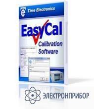 Калибровочное программное обеспечение easycal (при покупке отдельно) TE9748