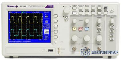 Осциллограф цифровой TDS1012C-EDU