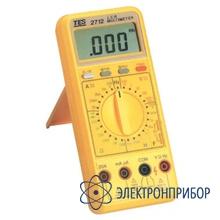 Мультиметр профессиональный TES-2712