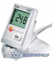 1-канальный мини-логгер данных температуры с usb-интерфейсом testo 174T комплект