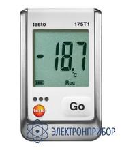 1-канальный логгер данных температуры с внутренним сенсором testo 175 T1