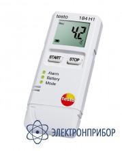 Мини-логгер данных температуры и влажности testo 184 H1