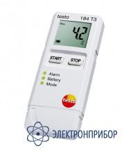 Мини-логгер данных температуры testo 184 T3