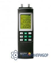 Дифференциальный манометр (базовый комплект) testo 312-4
