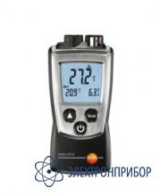 2-х канальный прибор измерения температуры с ик термометром testo 810