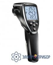 Инфракрасный термометр с перекрестным лазерным целеуказателем и с модулем влажности testo 845