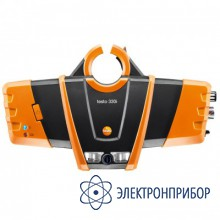 Анализатор дымовых газов с мобильным приложением testo 330i комплект расширенный