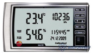 Прибор точного измерения температуры, влажности, абсолютного давления testo 622