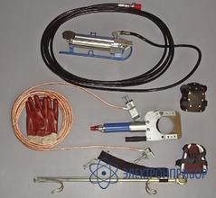 Устройство безопасного прокола и резки кабеля ТЕХНОРЕЗ (120мм)