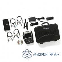 Осциллограф портативный (расширенный комплект) THS3024-TK