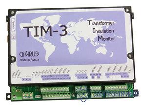 Реле для мониторинга и диагностики технического состояния изоляции трансформаторов 110 - 330 кв TIM-3