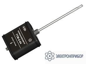 Портативный измеритель скорости потока воздуха ТТМ-2-04-02