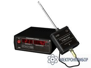 Стационарный одноканальный измеритель скорости потока воздуха ТТМ-2/1-06-2А