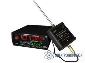Стационарный четырехканальный измеритель скорости потока воздуха ТТМ-2/4-06-4Р-2А
