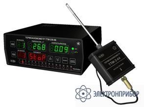 Стационарный восьмиканальный измеритель скорости потока воздуха ТТМ-2/8-06-16А
