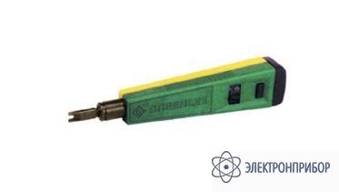 Инструмент для врезки кабеля в кросс с лезвием «110» 46023
