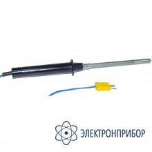 Термопара k-типа погружная контактная для измерения высоких температур АТА-2103