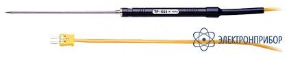 Датчик протыкающего типа для измерения температур продуктов питания, жидкостей, гелей, пластика, резины TPK-04